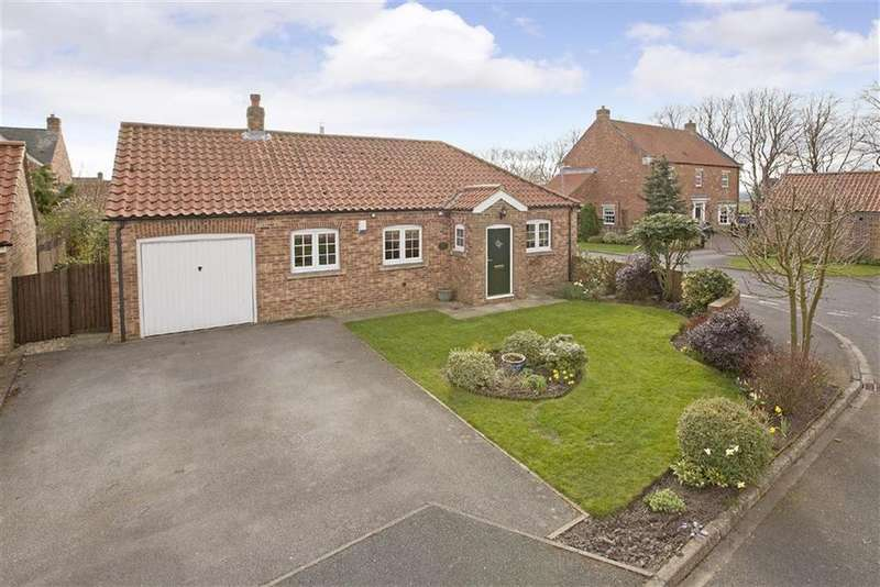 3 Bedrooms Detached Bungalow for sale in Back Lane, Whixley, York