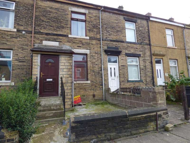 4 Bedrooms Terraced House for sale in Fitzroy Road, Barkerend, Bradford, BD3 9PB