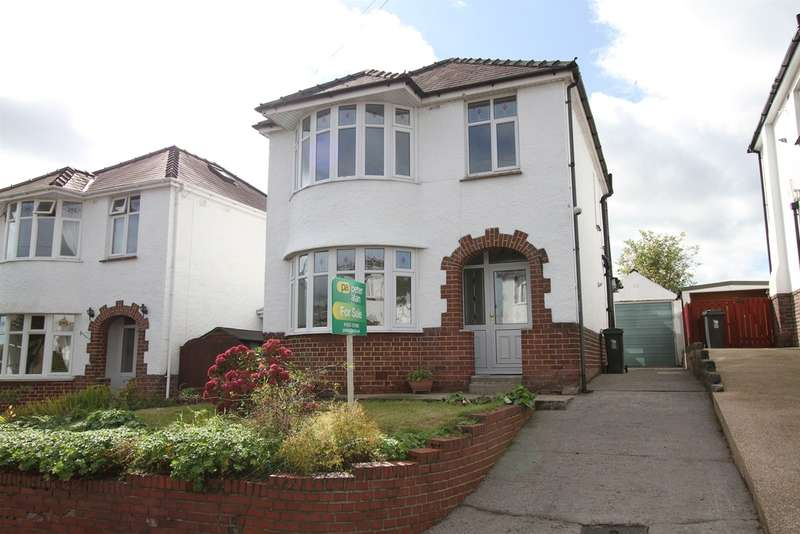 3 Bedrooms Detached House for sale in Blaen Y Pant Place, NEWPORT