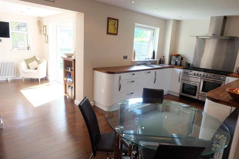 3 Bedrooms Link Detached House for sale in West Yelland, Barnstaple