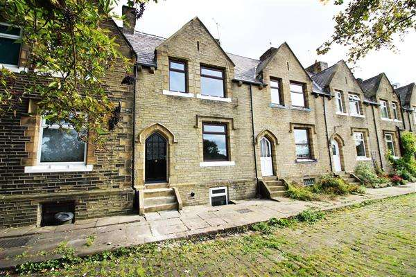 3 Bedrooms Terraced House for sale in York Terrace, Akroyden, Halifax
