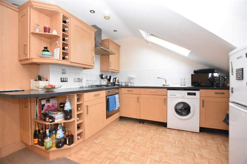 2 Bedrooms Apartment Flat for sale in Jordean Court, Sileby