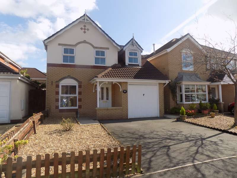 3 Bedrooms Detached House for sale in Cae Glas , Cwmavon, Port Talbot, Neath Port Talbot. SA12 9AZ