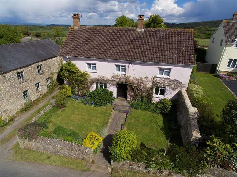 4 Bedrooms Detached House for sale in Blagdon Hill 0.6 Acre