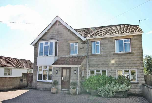 5 Bedrooms Detached House for sale in 259a The Common, Holt, Wiltshire