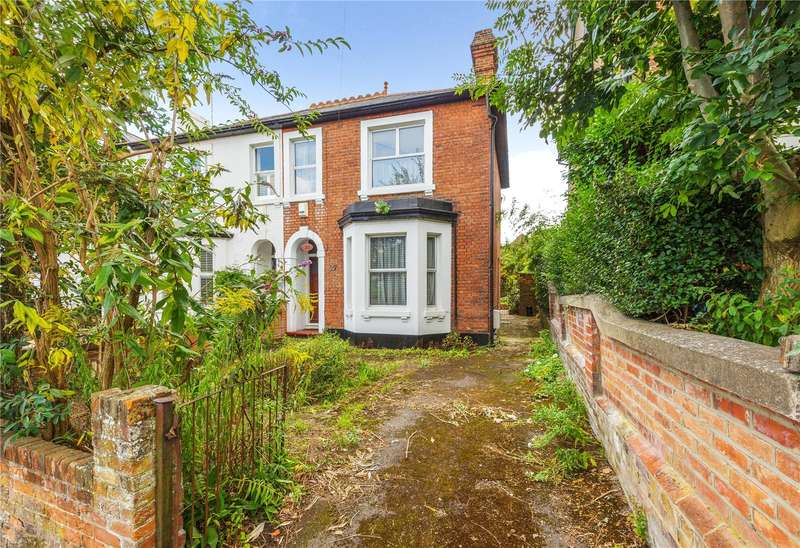 3 Bedrooms Semi Detached House for sale in The Crescent, Maidenhead, Berkshire, SL6