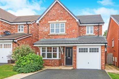 4 Bedrooms Detached House for sale in Briarwood, Ewloe, Deeside, Flintshire, CH5