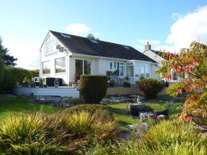 3 Bedrooms Bungalow for sale in Marianglas, Anglesey, Ynys Mon, LL73