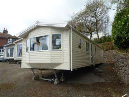 2 Bedrooms Mobile Home for sale in Woodlands Hall Caravan Park, Llanfwrog, Ruthin, Denbighshire, LL15