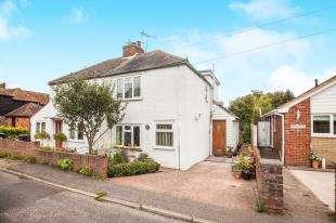 2 Bedrooms Semi Detached House for sale in School Lane, Blean, Canterbury, Kent