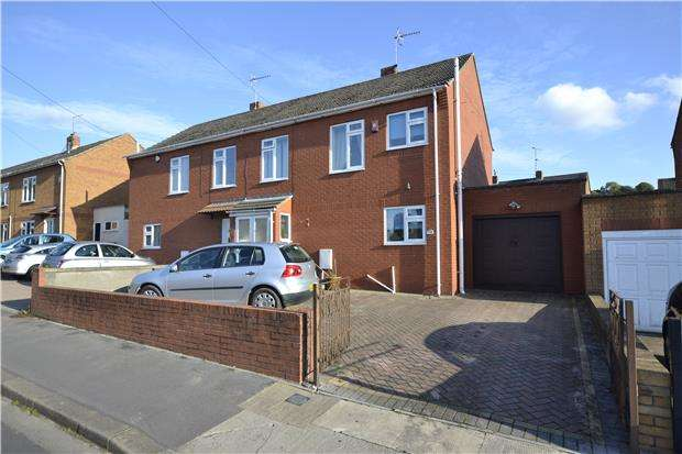 3 Bedrooms Semi Detached House for sale in Richeson Walk, BRISTOL, BS10 7AZ