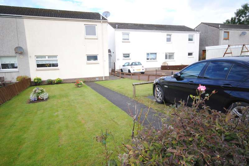 2 Bedrooms Semi Detached House for sale in Toward Road, Wemyss Bay