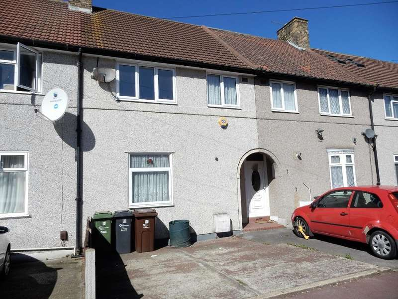 3 Bedrooms Terraced House for sale in Ford Road, Dagenham, Essex, RM10 9JR