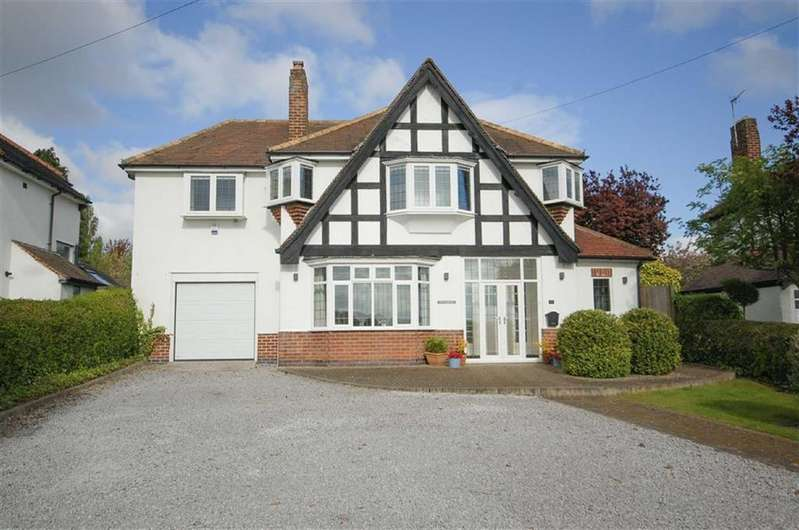 4 Bedrooms Detached House for sale in Tollerton Lane, Tollerton