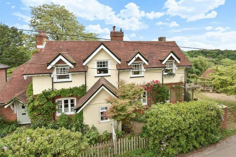 4 Bedrooms Detached House for sale in Minstead, Lyndhurst, Hampshire