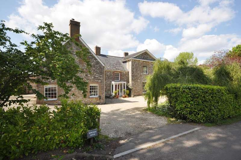 5 Bedrooms Detached House for sale in Howleigh About 3 Acres