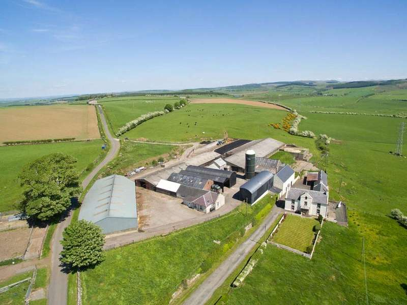 5 Bedrooms Farm Commercial for sale in Guiltreehill Farm, Maybole, Ayrshire, KA19