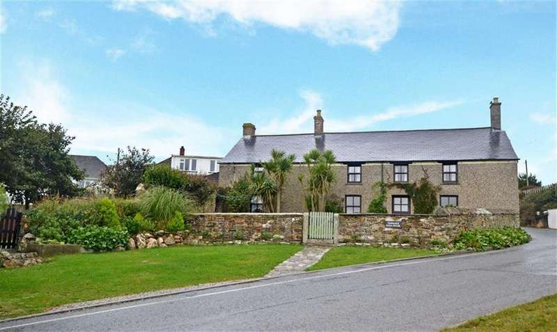 7 Bedrooms Detached House for sale in Trenance, Mawgan Porth, Newquay, TR8