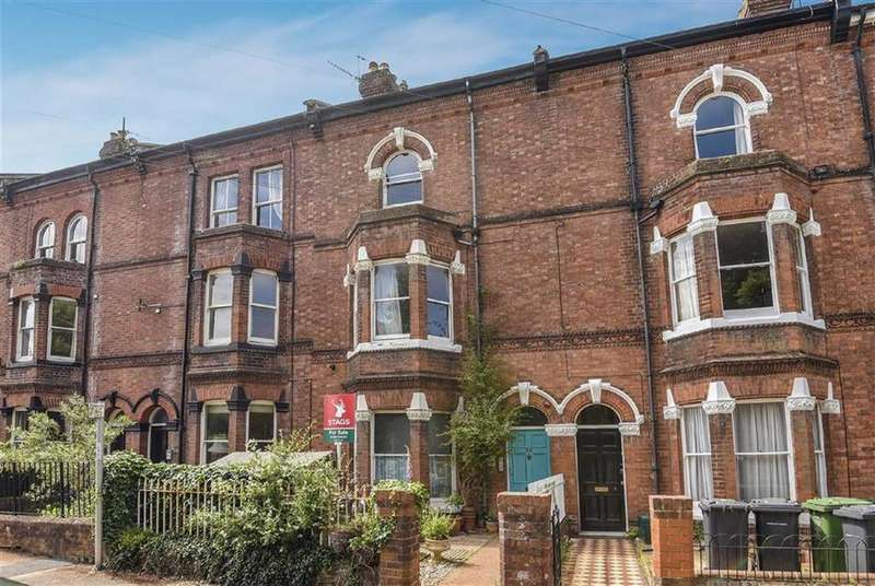 3 Bedrooms Apartment Flat for sale in Belmont Road, Exeter, Devon, EX1