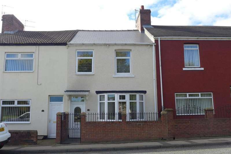 3 Bedrooms Terraced House for sale in Fallowfield, South Hetton
