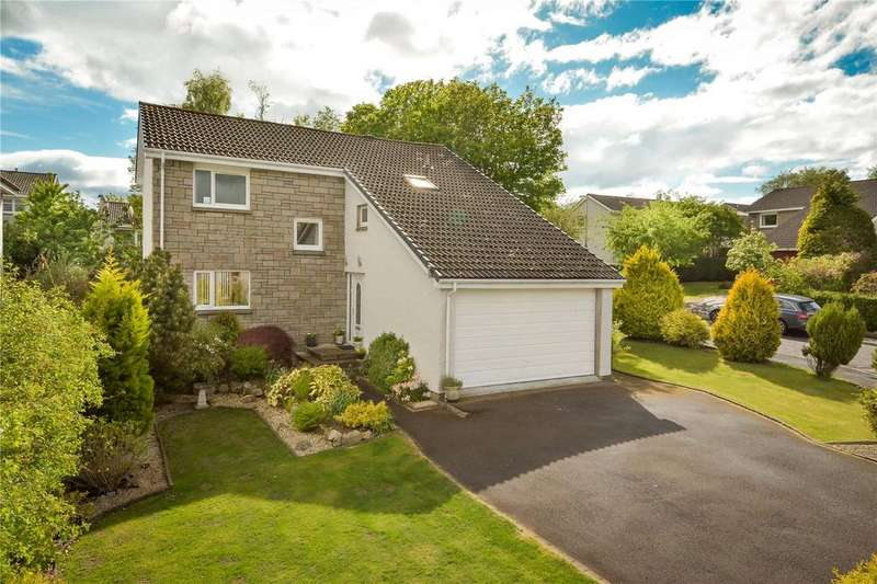 4 Bedrooms Detached House for sale in 27 Hilltop Road, Cults, Aberdeen, Aberdeenshire, AB15