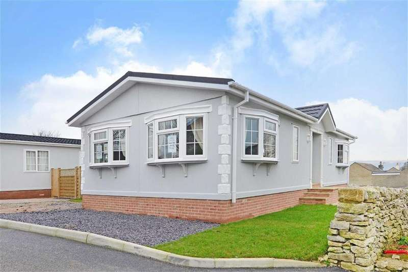 2 Bedrooms Bungalow for sale in Plot 1, Peaklands Park, High Street, Stoney Middleton, Hope Valley, S32