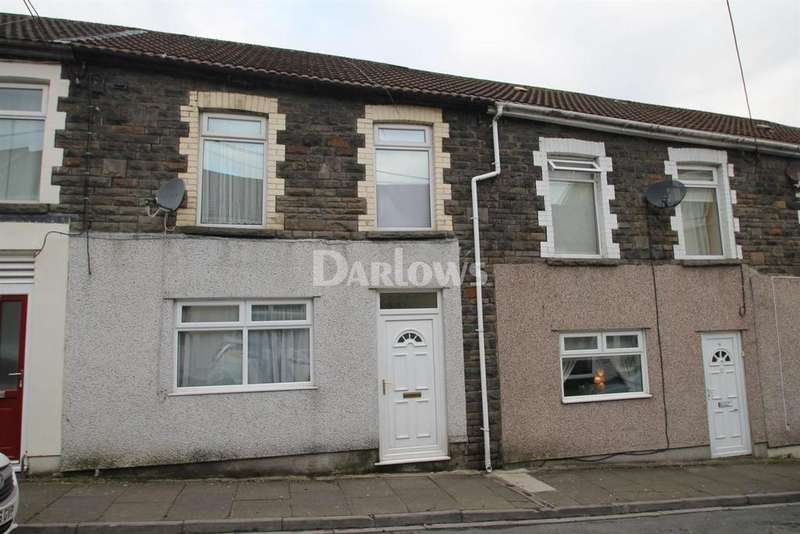 3 Bedrooms Terraced House for sale in Richard street, cilfynydd