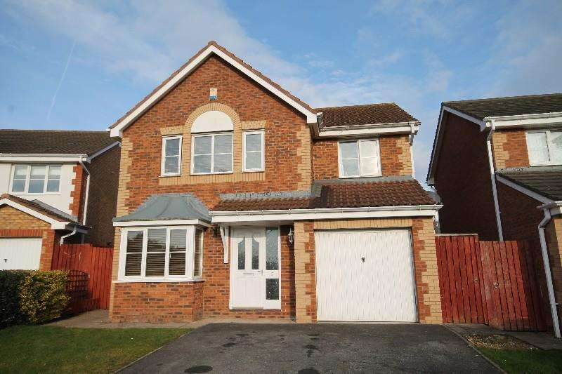 4 Bedrooms Detached House for sale in Preseli Grove Ingleby Barwick, Stockton-On-Tees