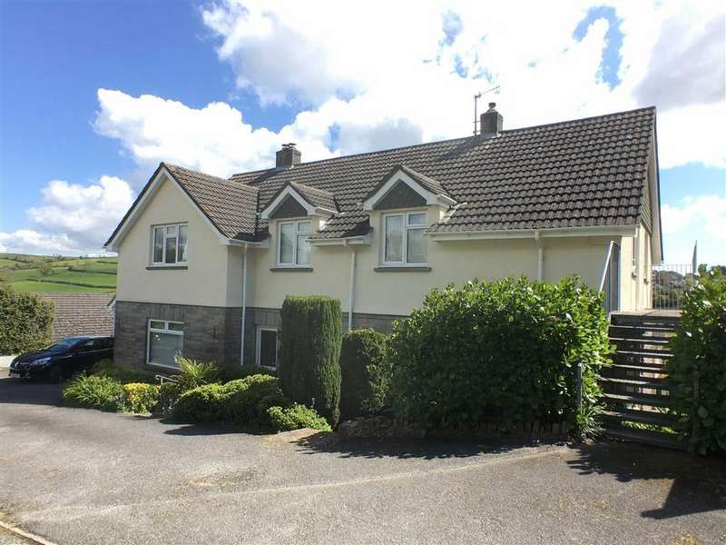 5 Bedrooms Detached House for sale in Manor Park, Kingsbridge, Devon, TQ7