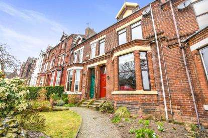 4 Bedrooms Terraced House for sale in Stanley Villas, Greenway Road, Runcorn, Cheshire, WA7