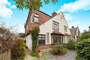 3 Bedrooms Semi Detached House for sale in Wickham Road, Shirley, Croydon, Shirley