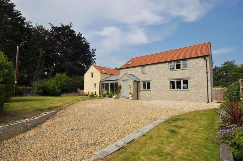 4 Bedrooms Detached House for sale in Stoney Lane, Curry Rivel