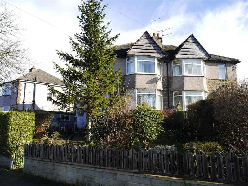 3 Bedrooms Semi Detached House for sale in Kingsdale Crescent, Bradford