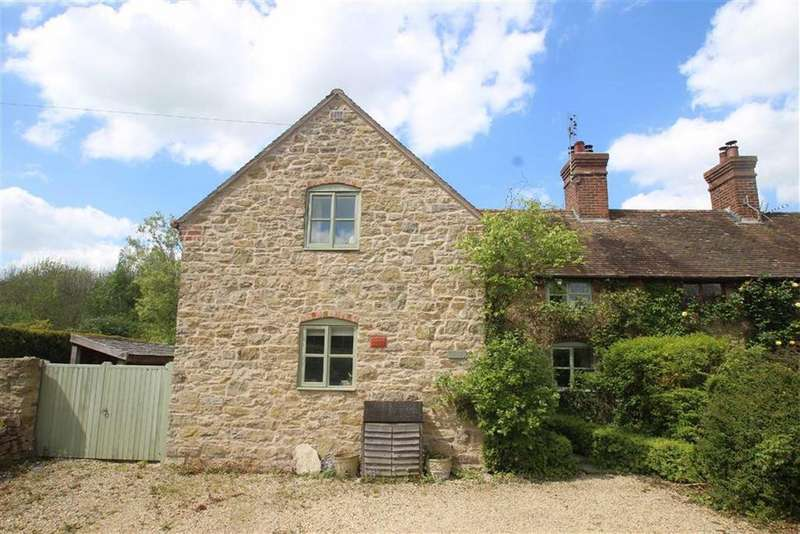 3 Bedrooms Semi Detached House for sale in Evenwood, Cound, Shrewsbury