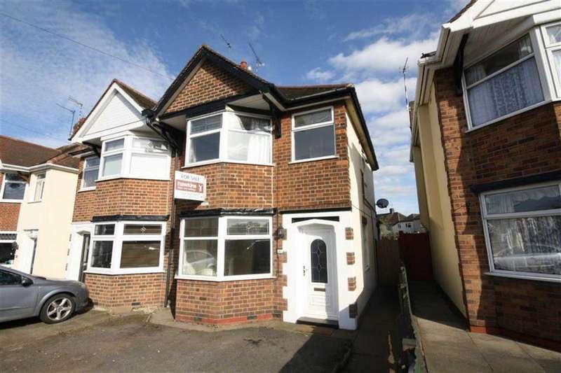 3 Bedrooms Semi Detached House for sale in St Nicolas Road, Nuneaton