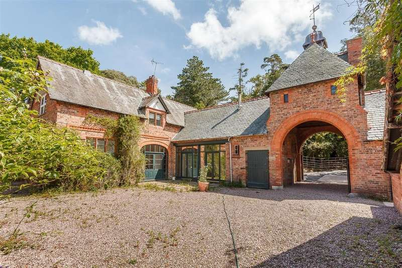 2 Bedrooms Detached House for sale in Upper Denbigh Road, St. Asaph