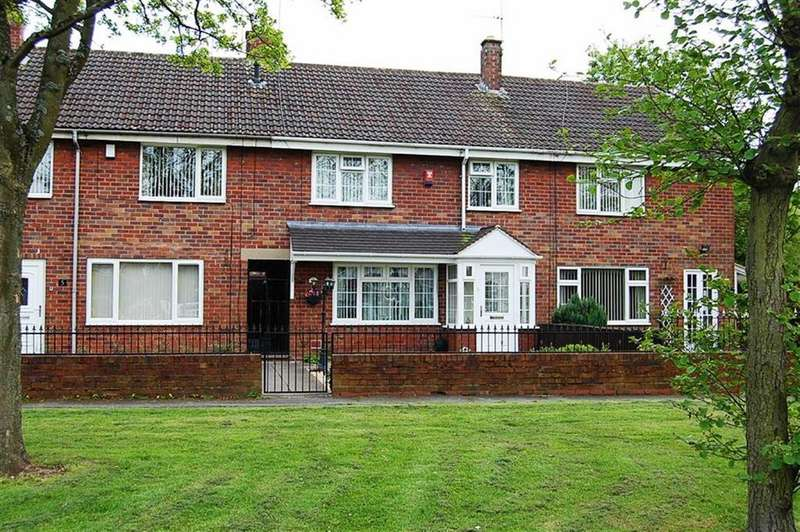 3 Bedrooms Terraced House for sale in Bayliss Close, Bilston