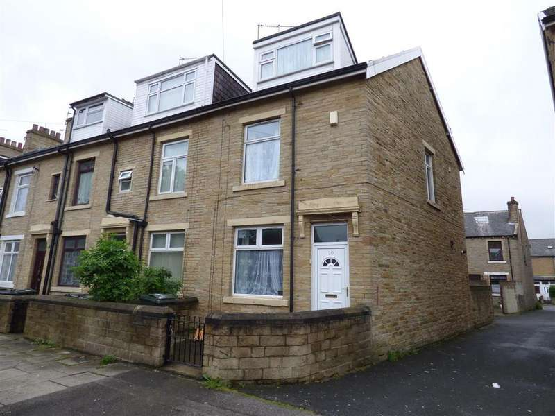 4 Bedrooms End Of Terrace House for sale in Woodroyd Road, West Bowling, BD5 8EN