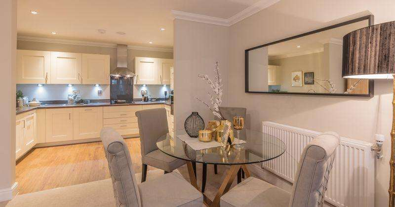 2 Bedrooms Retirement Property for sale in Plot 12, Elmbridge Manor