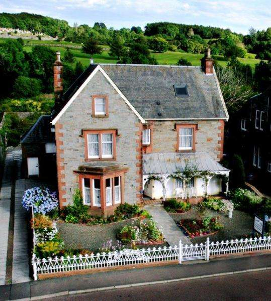 7 Bedrooms Detached House for sale in Anchorlee, 95 St. Mary Street, Kirkcudbright, DG6