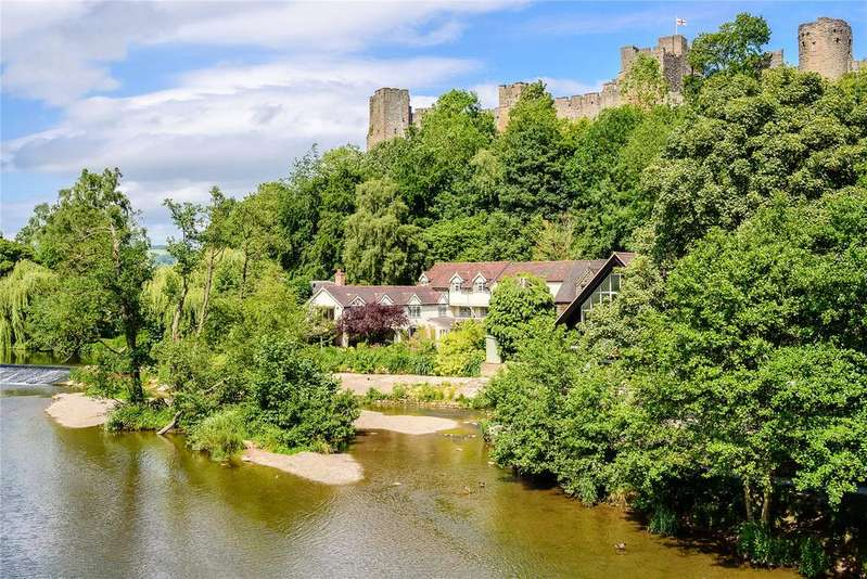 6 Bedrooms Detached House for sale in The Linney, Ludlow, Shropshire