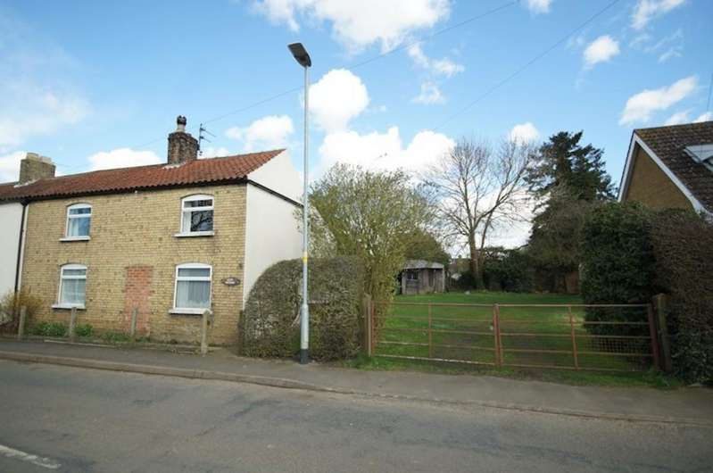 3 Bedrooms Cottage House for sale in Barlings Lane, Langworth, Lincoln