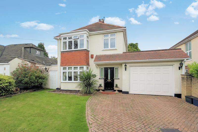 3 Bedrooms Detached House for sale in Orchard Way, Shirley