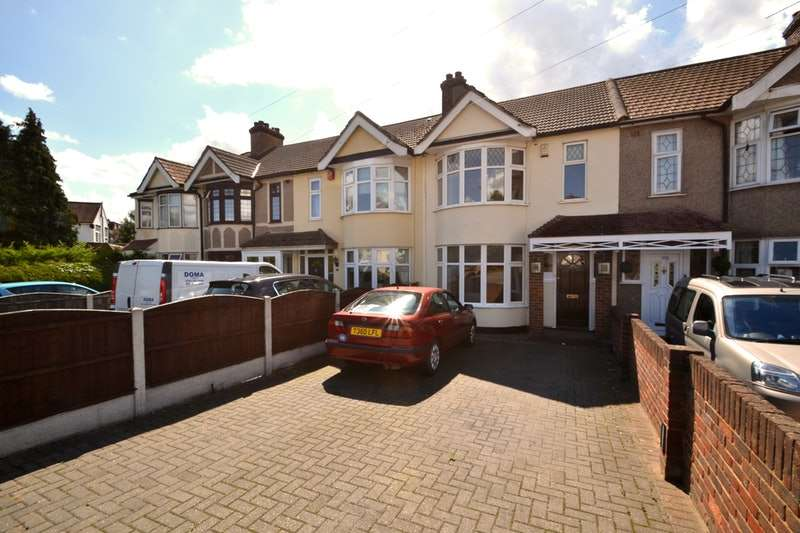 3 Bedrooms Terraced House for sale in wennington road, rainham, Essex, RM13