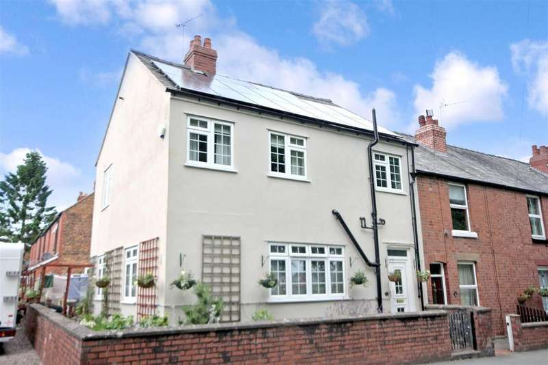 3 Bedrooms End Of Terrace House for sale in Jennings Road, Oswestry