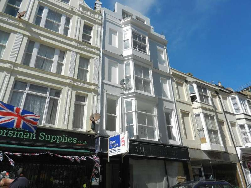 1 Bedroom Flat for sale in Claremont, Hastings
