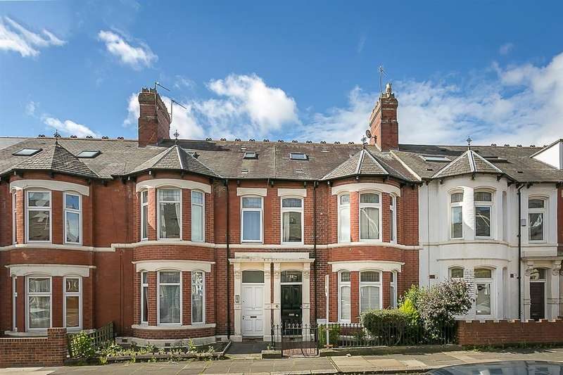 5 Bedrooms Terraced House for sale in Devonshire Place, Jesmond, Newcastle upon Tyne