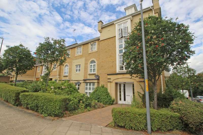 2 Bedrooms Flat for sale in Sanderling Way, Greenhithe, DA9