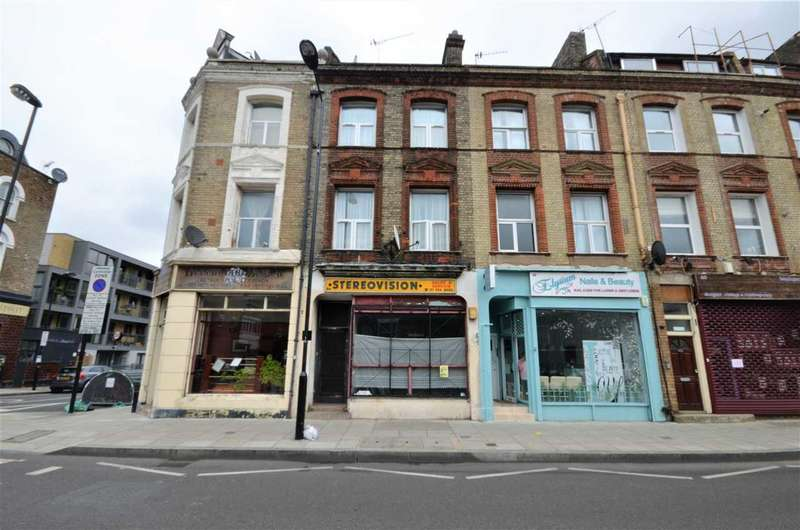 2 Bedrooms Terraced House for sale in Green Lanes, London