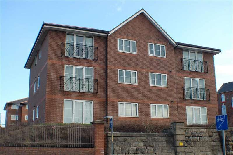 2 Bedrooms Flat for sale in The Bridges, South Shields, South Shields